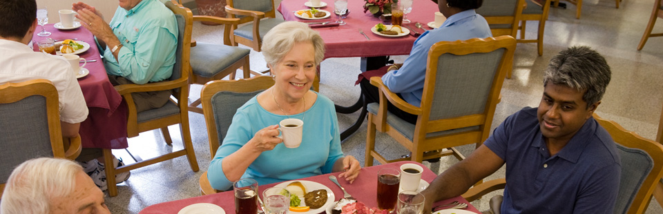 liberalized diet in long term care position paper